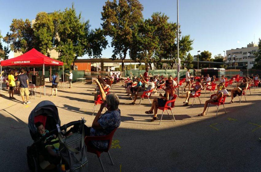 Entrades exhaurides pels concerts de Castellers de Sants