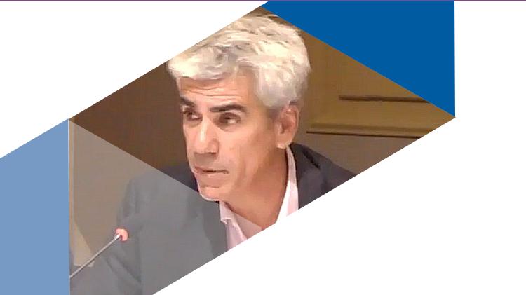 """José Antonio Calleja (PP): """"Ens agradaria ser decisius per evitar tripartits"""""""