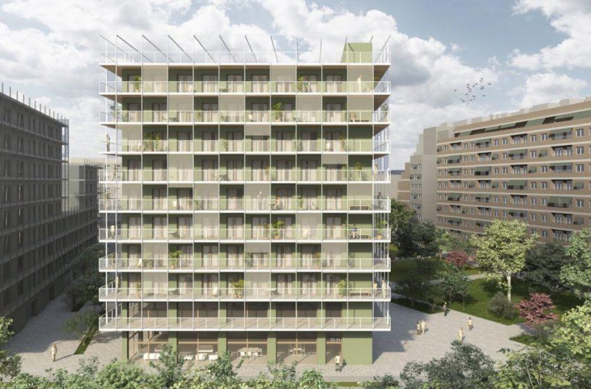 40 nous habitatges APROP a la Bordeta