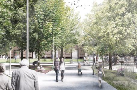 Comencen les obres del nou parc de Can Batlló