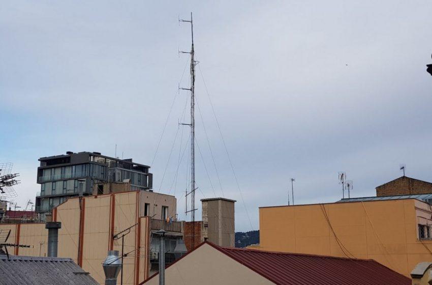 Betevé mostra la delicada situació de la Ona de Sants-Montjuïc