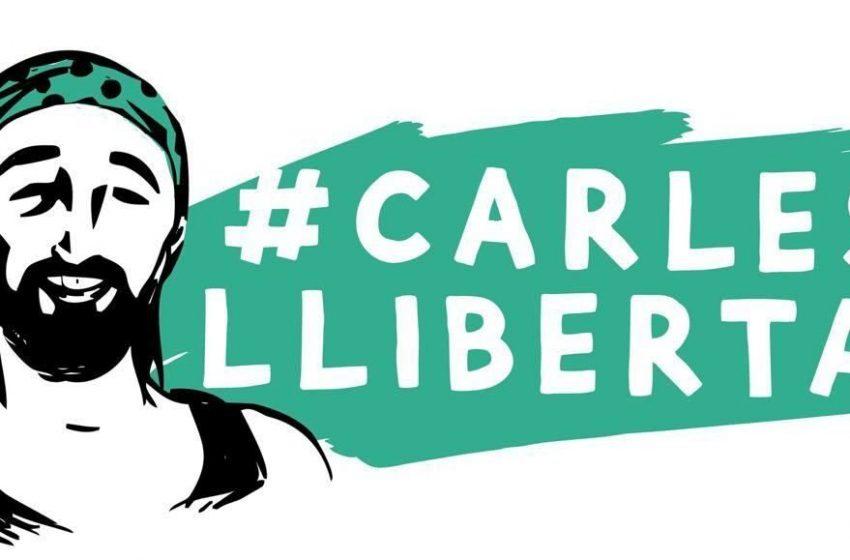 Ona de Sants-Montjuïc retransmetrà la concentració per l'activista Carles