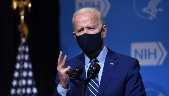 Què representa Joe Biden als EEUU