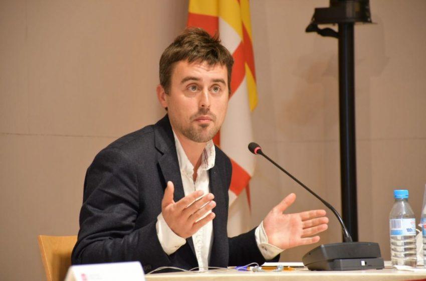 Ona de Sants es reuneix amb el regidor Marc Serra