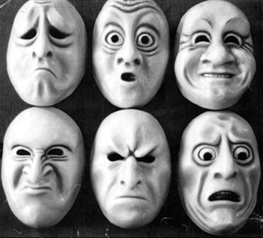 El temps mort, Les emocions a la política
