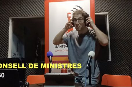 Podcast Consell de Ministres #30