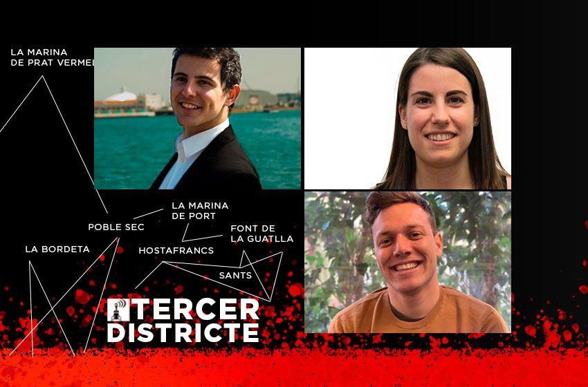 Els joves aproven al districte de Sants-Montjuïc