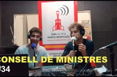 Podcast Consell de Ministres #34