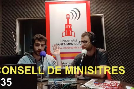 Podcast Consell de Ministres #35