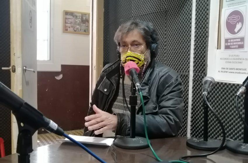 """Pepe Pérez Calvo: """"Com a partit i ja en l'anterior mandat ens vam proposar treballar per millorar La Marina de Port"""""""
