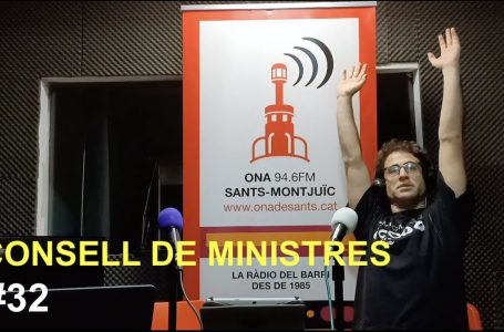 Podcast Consell de Ministres #32