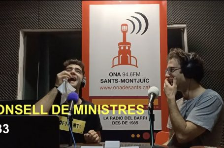 Podcast Consell de Ministres #33