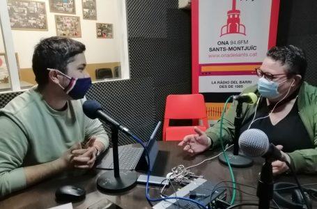 """Roser Garcia: """"Que pensin que hi ha gent gran al carrer"""""""