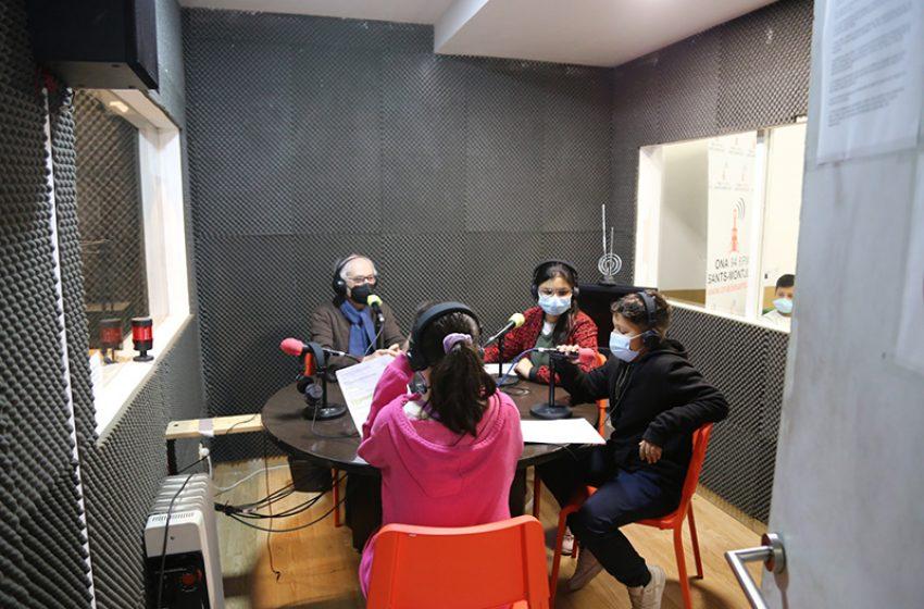 L'Escola Jacint Verdaguer entrevista al CERHISEC