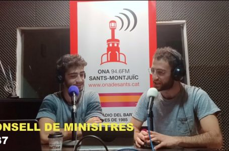 Podcast Consell de Minisitres #37