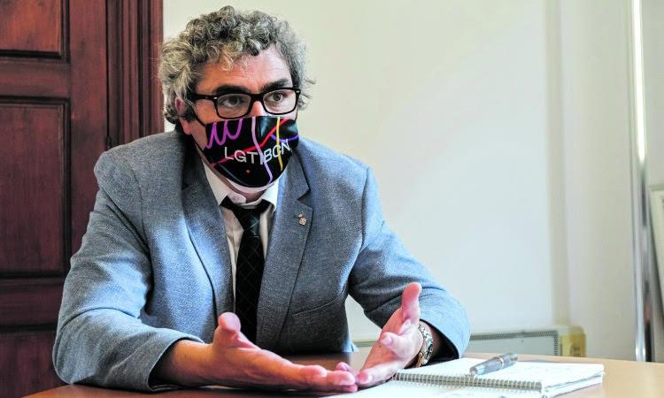 """Joan Ramón Riera: """"Som una de les ciutats capdavanteres del món en integració"""""""