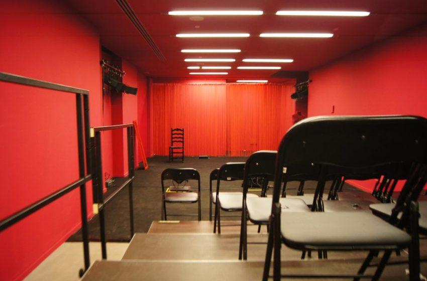 Sala Fènix, Teatre Tantarantana i Escenari Joan Brossa