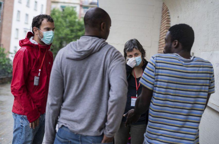 El recompte anual obté a 895 persones sense llar a Barcelona