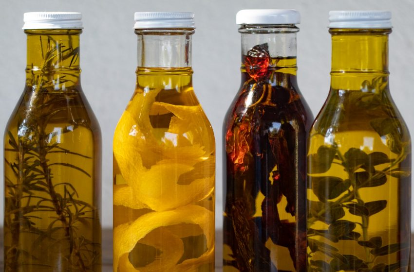 Fem olis aromatitzats