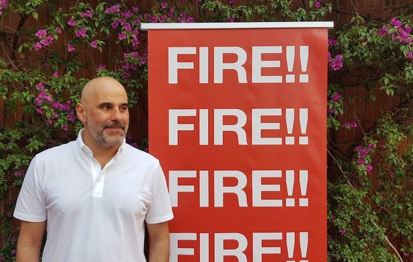 Entrevista a Antoine Leonetti, director de la Mostra FIRE