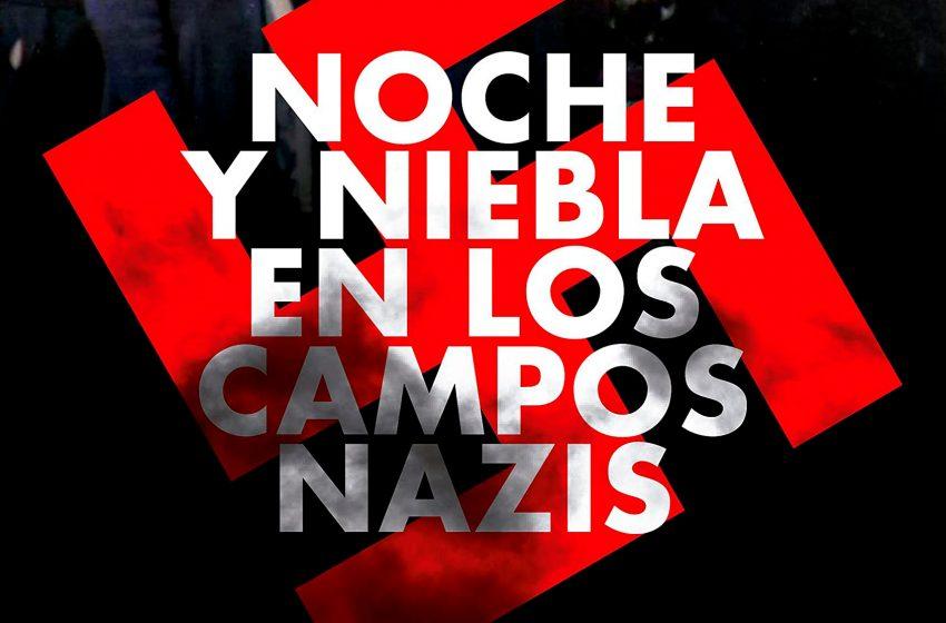 """Mònica G Álvarez presenta  """"Noche y niebla en los campos nazis"""""""