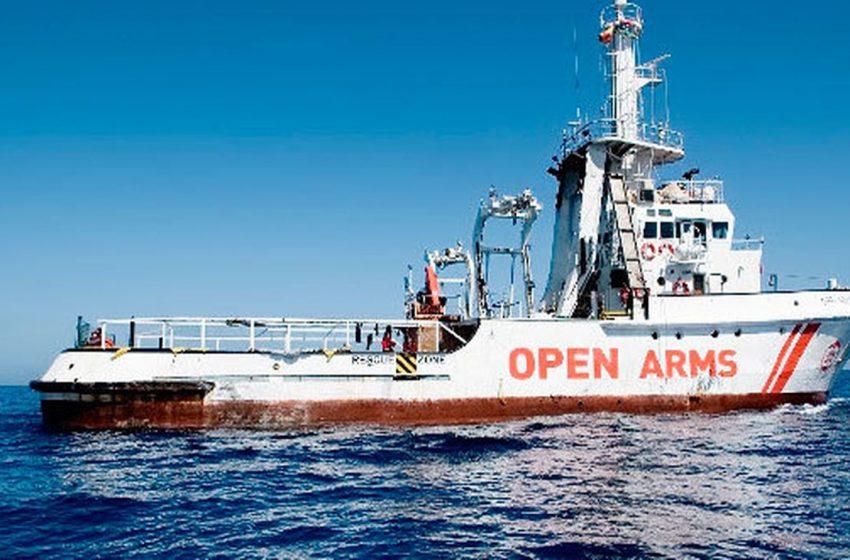 Entrevista a Open Arms sobre les fronteres espanyoles