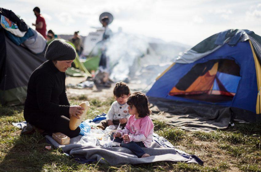 SOS REFUGIADOS fa una crida per demanar productes alimentaris i d'higiene