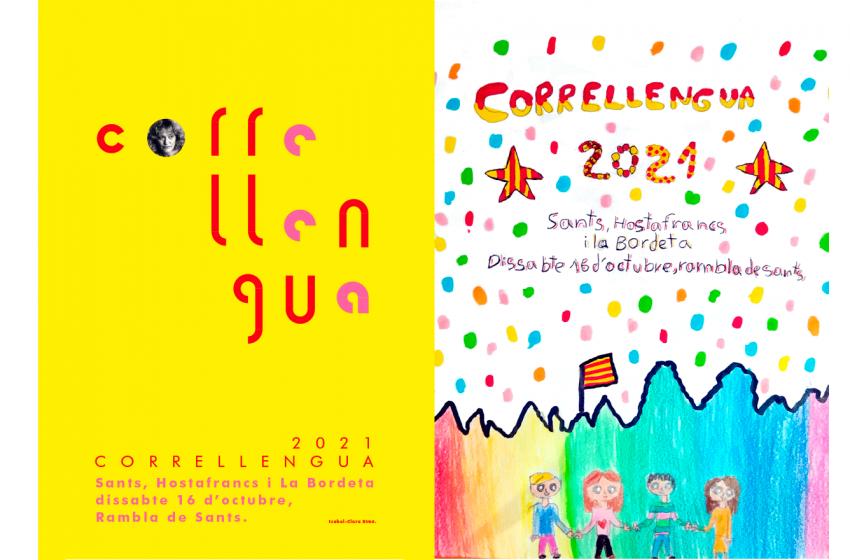 El Correllengua ja té cartells per al 2021