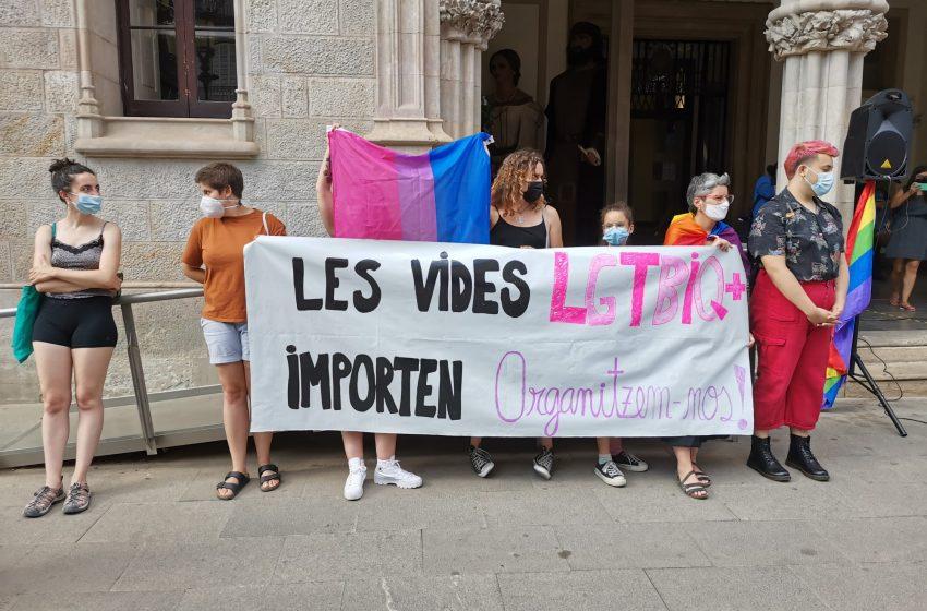Nova agressió LGTBIfòbica a Sants-Montjuïc
