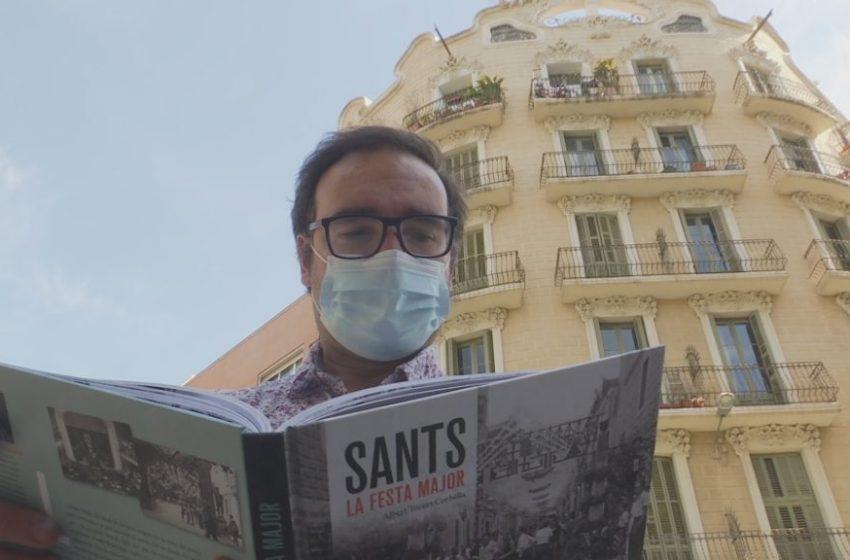 """Albert Torras: """"La gent vol construir barri"""""""