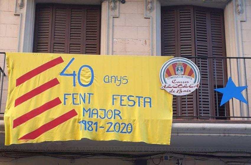 Alcolea de Baix celebrarà el seu aniversari 40+1