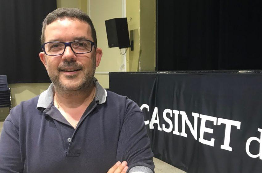 """Josep Espin: """"Es nota que el veïnat té ganes de fer festa"""""""