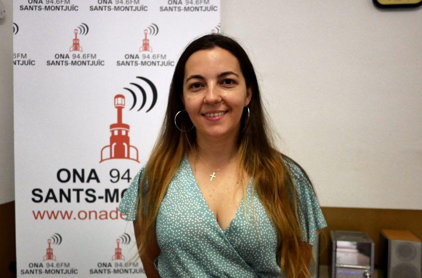 """Georgina Lázaro: """"Hem de gaurdonar a qui ho fa bé"""""""