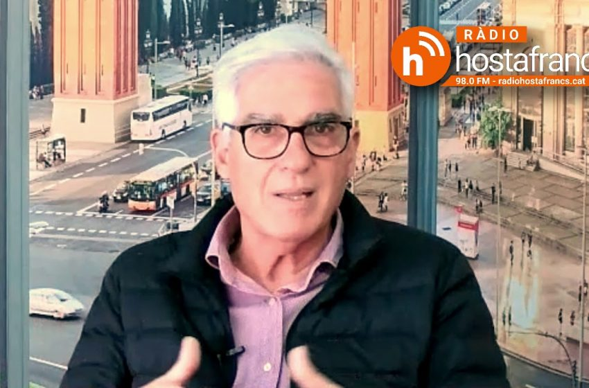 """Lluís Llanas: """"És necessari que es reformuli l'ordenança de civisme i hi hagi més entesa política"""""""