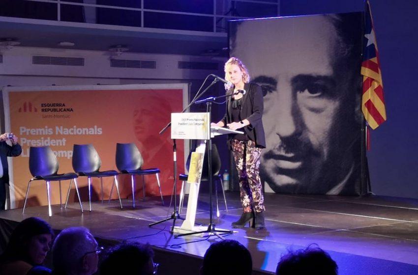Cuixart, Carreras, Erill i Rovira guanyadors dels Premis Lluís Companys 2021