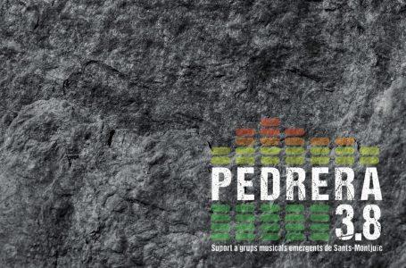 Convocada nova edició de La Pedrera 3.8 per a grups musicals emergents